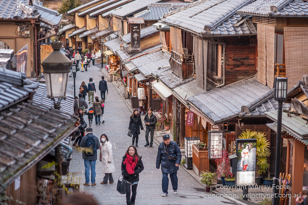 28th January: Kyoto – the Gion. « Murray Foote