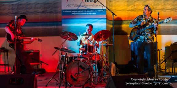 Chris Mawer Band