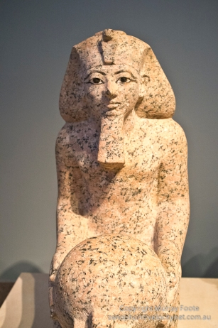 Hatsepshut, 1473-1458BC (joint reign with Thutmose III)