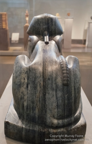 Sphinx of Senwosret III, 1878-1840BC