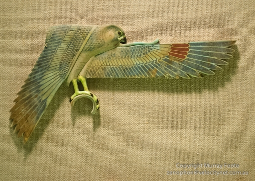 Hawk, ancient Egypt