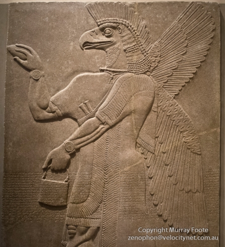 Assyrian relief sculpture (900BC-600BC), Metropolitan Museum of Art (the Met)