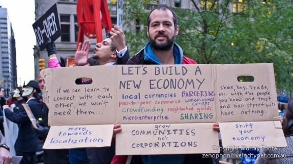 Occupy Wall St, Zuccotti Square