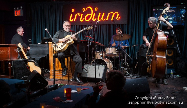 Duke Robillard at the Iridium