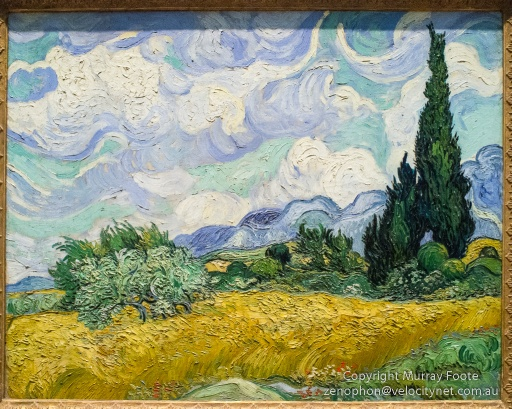 Van Gogh - Metropolitan Museum of Art (the Met)