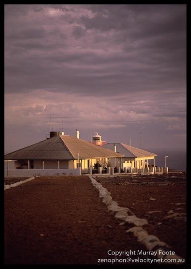 Cape Borda Cottages and Lighthouse Mamiya 645