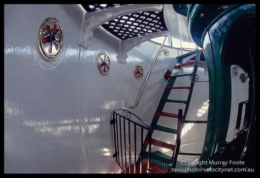 Cape Leeuwin Nikon FE 16mm fisheye Nikkor