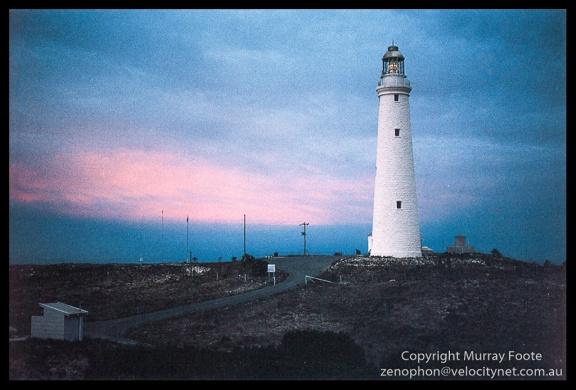 Rottnest Island Lighthouse (Low res scan from book)