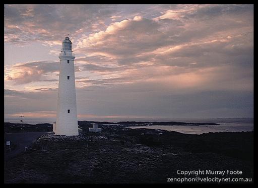 Rottnest Island Lighthouse Mamiya 645