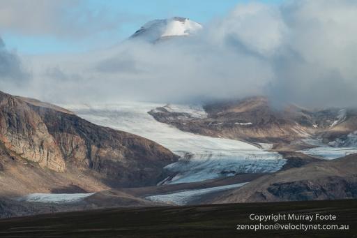 near Nordenskjold Glacier