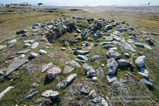 Inuit house (Dorset era)