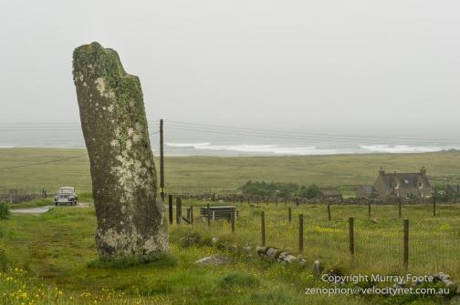 Clach an Trushal monolith