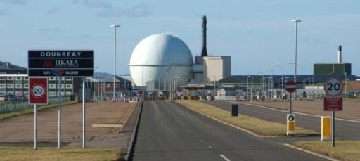 Dounreay Reactor