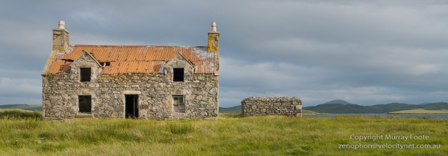 Old house near Calanais II