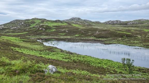 near Dun Dornaigil