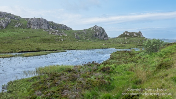 From the road between Durness and Kinlochbervie