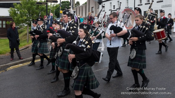 Ullapool & District Pipe Band