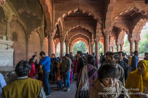 Diwan i Am (Red Fort)