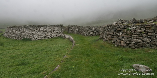 Archaeology, Architecture, Cemetery, Graveyard, Hebrides, Hirta, History, Landscape, Photography, Scotland, St Kilda, Travel