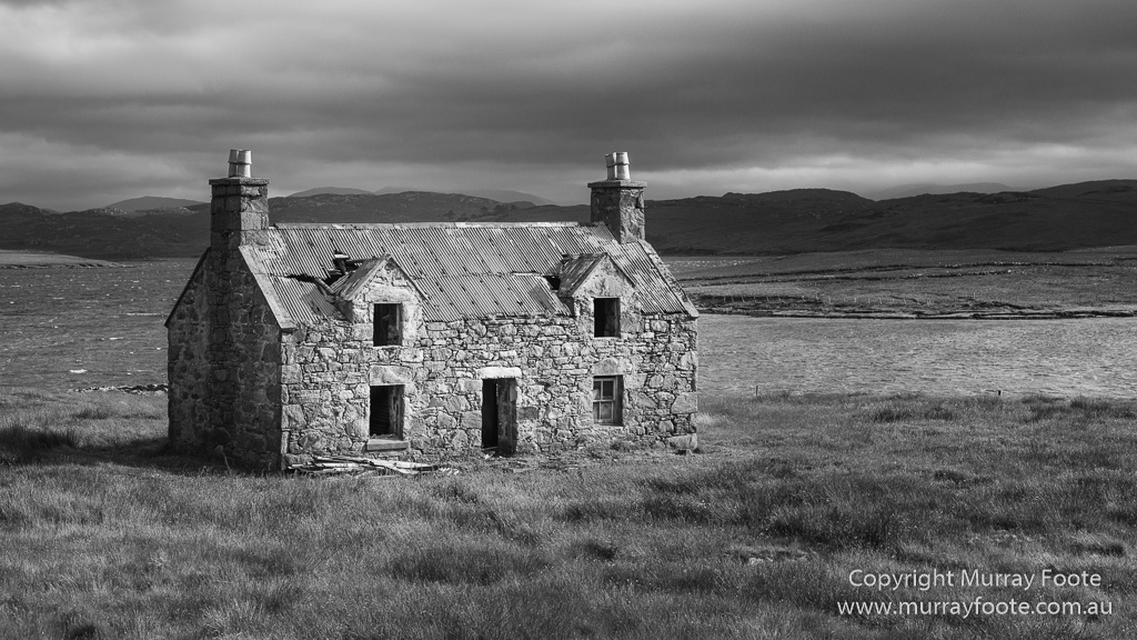 Black and white history landscape monochrome photography scotland travel