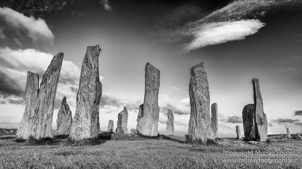 Black And White Pictures Scotland