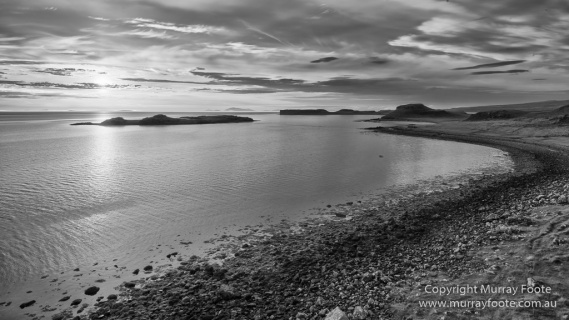 Black and White, Landscape, Monochrome, Nature, Photography, Scotland, seascape, Travel