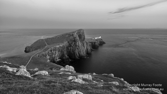 Black and White, Castles, Landscape, Lighthouses, Monochrome, Photography, Scotland, seascape, Travel