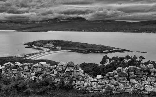 Black and White, Castles, History, Landscape, Lighthouses, Monochrome, Photography, Scotland, seascape, Travel