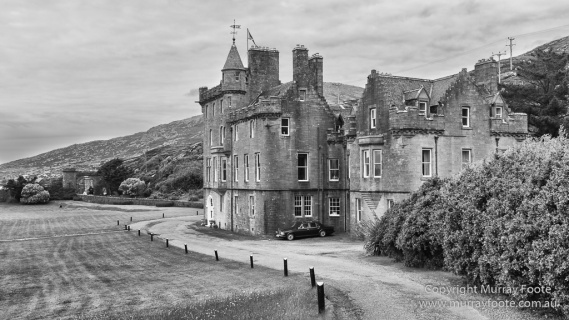 Black and White, Castles, History, Landscape, Monochrome, Photography, Scotland, Travel