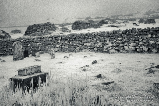 photography, travel, archaeology, history, landscape, architecture, scotland, st-kilda, Hebrides, Monochrome, Black and White, Infrared
