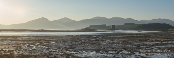 Castle Stalker, Castles, Photography, Scotland, The Great Glen, Travel