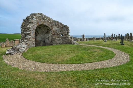 Archaeology, Architecture, Earl's Bu at Orphir, History, Landscape, Orkney, Orkneyingen Saga, Orphir, Photography, Round Church of Orphir, Scotland, Travel