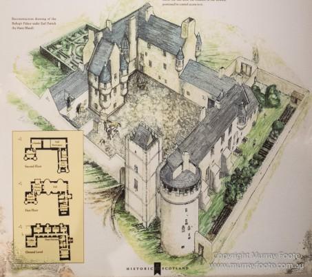 Archaeology, Architecture, Birsay, Earl's Palace Kirkwall, History, Landscape, Orkney, Photography, Scotland, Travel
