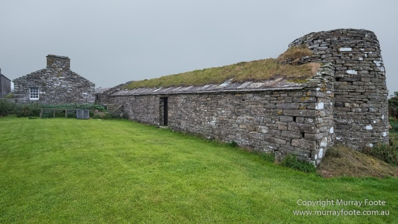 Archaeology, Architecture, Corrigal Farm Museum, History, Landscape, Orkney, Photography, Scotland, Travel