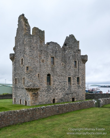 Archaeology, Architecture, Castle, History, Landscape, Lerwick, Photography, Scalloway Castle, Scotland, Shetland, Travel