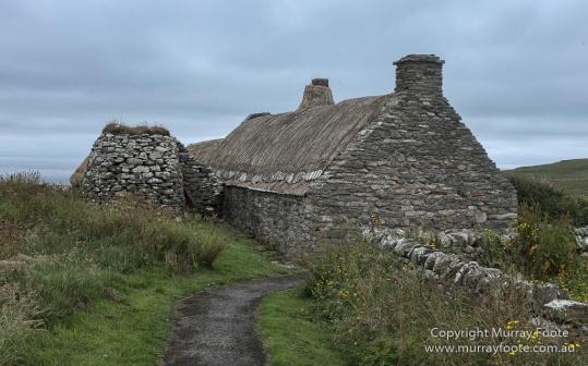 Archaeology, Architecture, History, Landscape, Croft House Museum, Photography, Scotland, Shetland, Travel