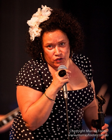 Vika Bull, Big Bad Blues Babes