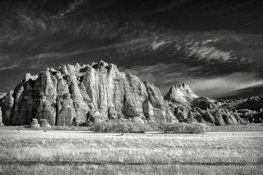Black and White, Infrared, Landscape, Monochrome, Photography, Southwest Canyonlands, Travel, USA, Utah, Zion Canyon