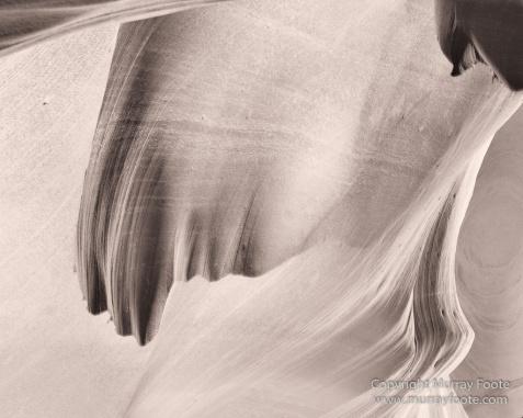 Antelope Canyon, Arizona, Black and White, Landscape, Monochrome, Photography, Southwest Canyonlands, Travel, USA