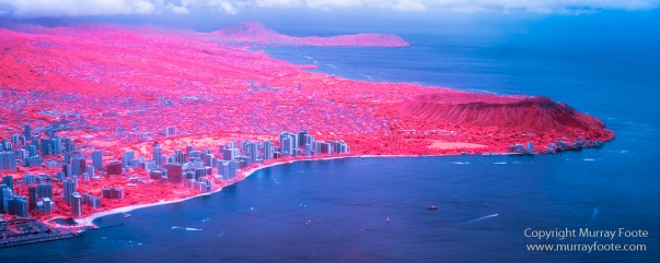 Hawaii, Infrared, Kauai, Landscape, Oahu, Pearl Harbour, Photography, Travel, Waikiki
