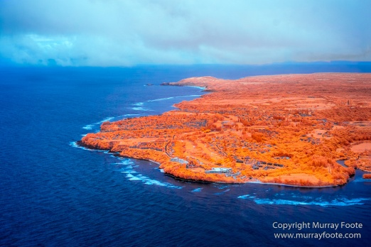 Hawaii, Helicopter, Infrared, Kauai, Kawaikini, Landscape, Mount Wai'ale'ale, Na Pali Coast, Photography, Travel, Waimea Canyon