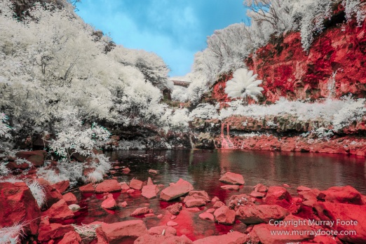 Haleakala National Park, Hawaii, Infrared, Kipahulu, Landscape, Maui, Oheo Pools, Photography, seascape, Travel
