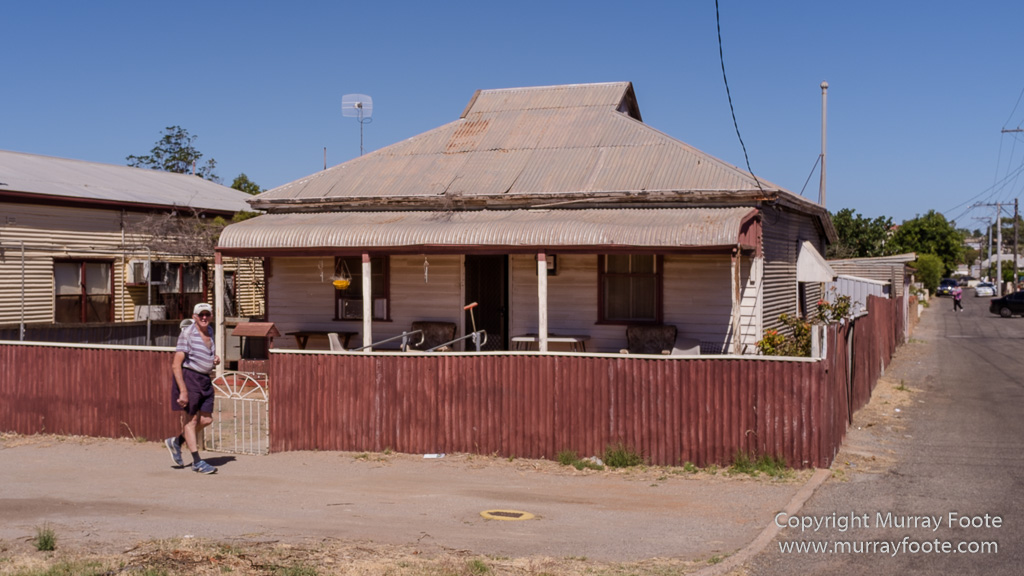 Corrugated Iron Houses 171 Murray Foote