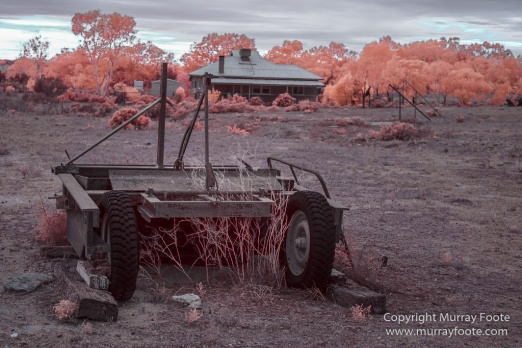 Australia, Boolcoomatta, Boolcoomatta Station, Dome Rock, Infrared, Landscape, Nature, Photography, South Australia, Travel, White's Whim and Well