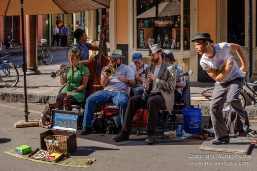 French Quarter, Landscape, Live Music, New Orleans, Photography, Street photography, Travel, USA