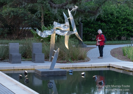 Besthoff Sculpture Garden, Landscape, New Orleans, Photography, Sculpture, Travel, USA