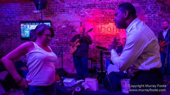 Blues, Frenchmen Street, Street Photography, Live Music, Mem Shannon, New Orleans, Photography, Travel, USA