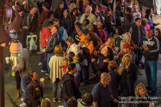 Bourbon St, French Quarter, Live Music, New Orleans, Photography, Street photography, Travel, USA