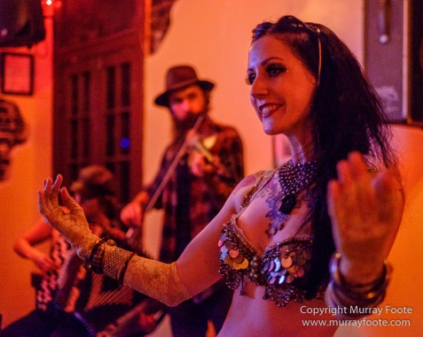 Belly Dancing, Faubourg Marigny, G String Orchestra, gypsy music, Live Music, Marigny, New Orleans, Photography, Travel, USA
