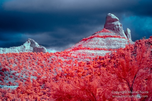 Arizona, Infrared, Landscape, Montezuma's Castle, Photography, Sedona, Travel, USA